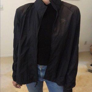 New Nike nylon light weight jacket